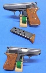 "Walther ""RZM"" PPK Semi-Auto Pistol"