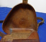 Japanese Type 14 Nambu Clamshell Holster with Shoulder Strap - 6 of 7