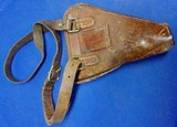 Japanese Type 14 Nambu Clamshell Holster with Shoulder Strap - 7 of 7