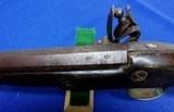 British Ketland Flintlock Holster Pistol - 8 of 10