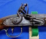 British Ketland Flintlock Holster Pistol - 9 of 10