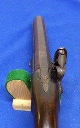 British Ketland Flintlock Holster Pistol - 10 of 10