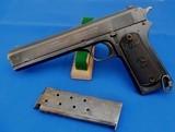 COLT 1902 Military Semi Auto Pistol