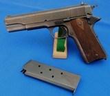 """Colt Model 1911 """"Black Army"""" Semi Auto Pistol"""