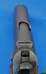 """Colt Model 1911 """"Black Army"""" Semi Auto Pistol - 5 of 8"""