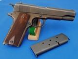 """Colt Model 1911 """"Black Army"""" Semi Auto Pistol - 2 of 8"""