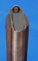 """Colt Model 1911 """"Black Army"""" Semi Auto Pistol - 8 of 8"""