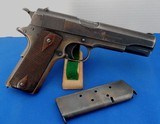 "Colt Model 1911 ""Black Army"" Semi Auto Pistol - 1 of 8"