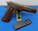 Colt Model 1911 Semi Auto Pistol