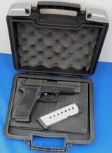 Sig Sauer P220 Semi-Auto Pistol with Case