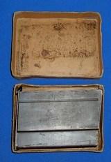 "U.S. M.1903 Springfield Rifle 20 Round Extended Box ""Rare"" Magazine"