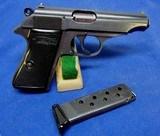 """Walther Model PP """"359"""" Semi-Auto Pistol"""
