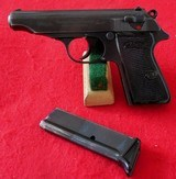 Walther PP Wartime Commercial Semi-Auto Pistol - 7 of 8