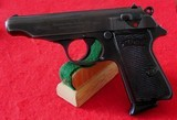 Walther PP Wartime Commercial Semi-Auto Pistol - 2 of 8