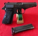 Walther PP Wartime Commercial Semi-Auto Pistol - 1 of 8