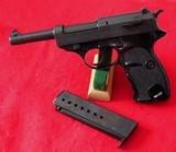 Walther P1 Semi-Auto Pistol