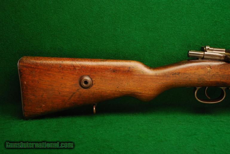 Turkish Model 38 (1939 Date) Caliber 8MM