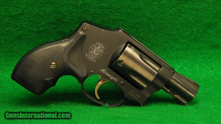 Smith & Wesson Model 442  38 Special Concealed Carry Revolver