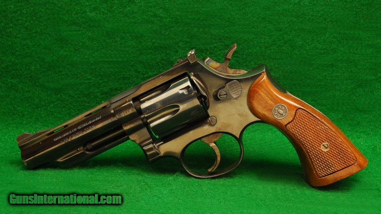 Llama Martial 38 Special DA Revolver