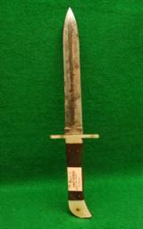 George Woodhead Spearpoint Belt Knife - 3 of 5
