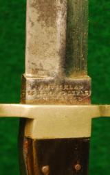 George Woodhead Spearpoint Belt Knife - 4 of 5