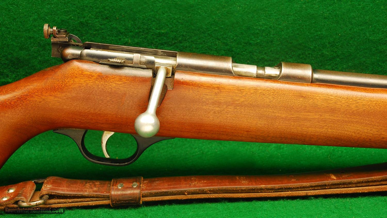 Marlin model 81 rifle