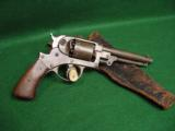 Starr Model 1858 Double Action Percussion Revolver