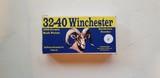 Winchester 32-40-165 smokeless