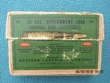 "Western 30-06 Ammo, 2-piece ""Diamond"" Box, Full"