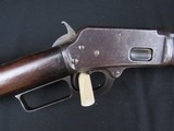 Rare Marlin Model 1888 Octagon Rifle, 38 W Caliber, Special Order