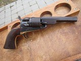Rare Colt 1862 Pocket of Navy Caliber, 38 Rimfire Conversion