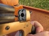 C. Sharps # 2A Pepperbox 4-Shot 30 Rimfire - 13 of 19