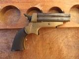C. Sharps # 2A Pepperbox 4-Shot 30 Rimfire - 1 of 19