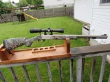 Traditions Pursuit LT 50 cal Inline Percussion Muzzleloader with Extras