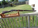 Winchester Model 1876 45-75 Rifle, 1885 Manufacture