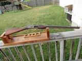 Colt Lightning 38 Cal Octagon Rifle, Antique Mfd. 1895