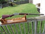 Semi-Deluxe Multi-Optioned Winchester Model 1894 38-55 Rifle - 1 of 20