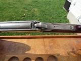 Semi-Deluxe Multi-Optioned Winchester Model 1894 38-55 Rifle - 12 of 20