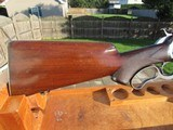 Winchester Model 71 Deluxe Long Tang Rifle 4 Digit Serial Number - 4 of 19