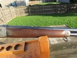 Winchester Model 71 Deluxe Long Tang Rifle 4 Digit Serial Number - 5 of 19