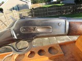 Winchester Model 71 Deluxe Long Tang Rifle 4 Digit Serial Number
