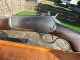 Winchester Model 71 Deluxe Long Tang Rifle 4 Digit Serial Number - 8 of 19