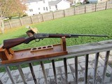 Deluxe Antique Marlin Model 1893 38-55 Rifle, Cody Verified - 6 of 20