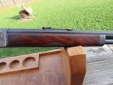 Deluxe Antique Marlin Model 1893 38-55 Rifle, Cody Verified - 3 of 20