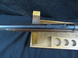 SPECIAL ORDER Winchester Model 1886 33 WCF Extra Light Rifle with Cody Sheet - 13 of 20