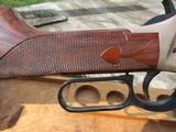 Winchester Model 94 Saskatchewan Diamond Jubilee Commemorative Carbine Low SN - 3 of 20