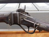 ISSUED AND IDENTIFIED Sharps Model 1863 Percussion Cavalry Carbine with Provenance - 8 of 20