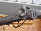 ISSUED AND IDENTIFIED Sharps Model 1863 Percussion Cavalry Carbine with Provenance - 1 of 20