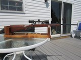 BEAUTIFUL Ruger M77 7x57 (7mm) Mauser Rifle Made 1974 with Scope & Rings Red Pad FREE SHIPPING
