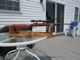 OUTSTANDING Ruger M77 257 Roberts Rifle with Rings, Leupold Scope, Made 1987, FREE SHIPPING!